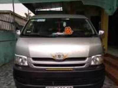 Bán xe ô tô Toyota Hiace 2.5 2009 tại Hà Tĩnh