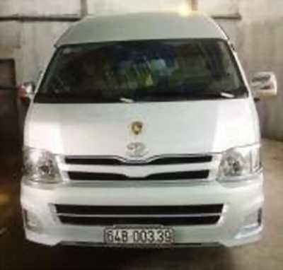 Bán xe ô tô Toyota Hiace 2.7 2013 giá 800 Triệu