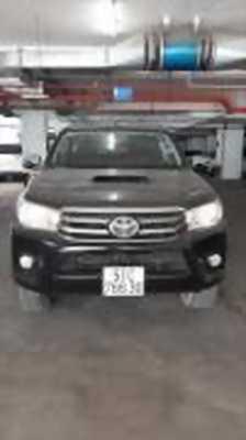 Bán xe ô tô Toyota Hilux 2.4E 4x2 MT 2016 giá 570 Triệu quận thủ đức