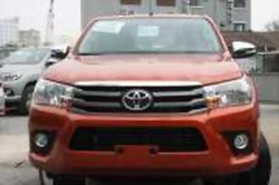 Bán xe ô tô Toyota Hilux 2.4E 4x2 MT 2018 giá 631 Triệu