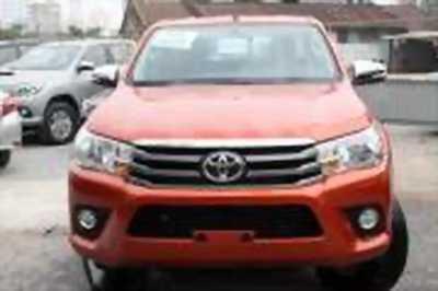 Bán xe ô tô Toyota Hilux 2.4E 4x2 MT 2018 giá 697 Triệu