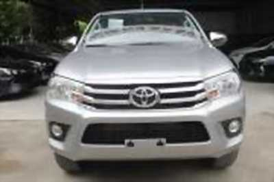 Bán xe ô tô Toyota Hilux 2.4G 4x4 MT 2018 giá 793 Triệu quận long biên