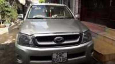 Bán xe ô tô Toyota Hilux 2.5E 4x2 MT 2011 giá 368 Triệu