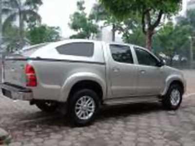 Bán xe ô tô Toyota Hilux 2.5E 4x2 MT 2012 giá 485 Triệu