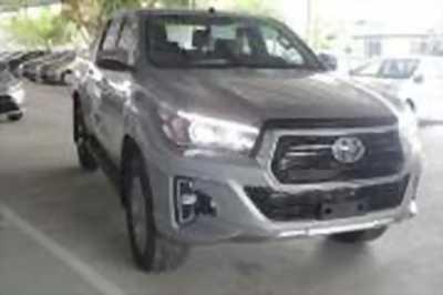 Bán xe ô tô Toyota Hilux 2.8G 4x4 AT 2018 giá 878 Triệu quận cầu giấy