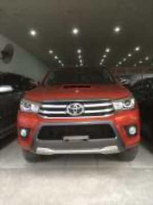 Bán xe ô tô Toyota Hilux 3.0G 4x4 AT 2015 giá 730 Triệu