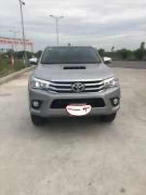 Bán xe ô tô Toyota Hilux 3.0G 4x4 AT 2016 giá 732 Triệu huyện gia lâm