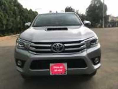 Bán xe ô tô Toyota Hilux 3.0G 4x4 AT 2016 giá 746 Triệu