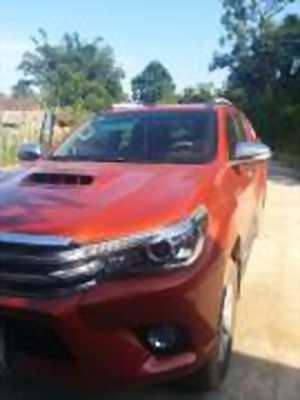 Bán xe ô tô Toyota Hilux 3.0G 4x4 AT 2016 giá 760 Triệu
