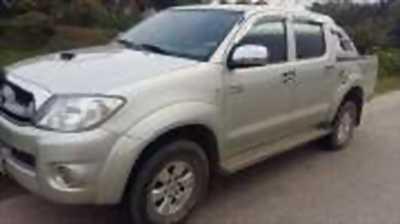 Bán xe ô tô Toyota Hilux 3.0G 4x4 MT 2010 giá 395 Triệu