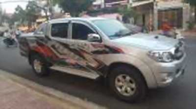 Bán xe ô tô Toyota Hilux 3.0G 4x4 MT 2011 giá 415 Triệu