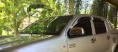 Bán xe ô tô Toyota Hilux 3.0G 4x4 MT 2011 giá 458 Triệu