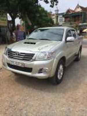 Bán xe ô tô Toyota Hilux 3.0G 4x4 MT 2012 giá 475 Triệu