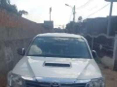 Bán xe ô tô Toyota Hilux 3.0G 4x4 MT 2012 giá 478 Triệu