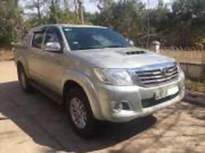 Bán xe ô tô Toyota Hilux 3.0G 4x4 MT 2013 giá 550 Triệu
