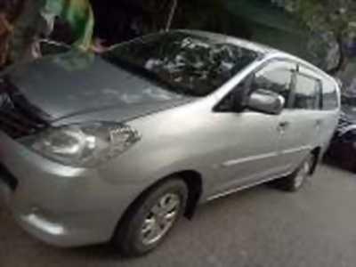 Bán xe ô tô Toyota Innova 2.0 MT 2007 giá 275 Triệu