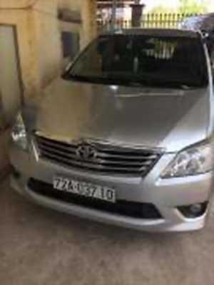Bán xe ô tô Toyota Innova 2.0E 2012 giá 465 Triệu