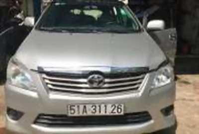 Bán xe ô tô Toyota Innova 2.0E 2012 giá 495 Triệu