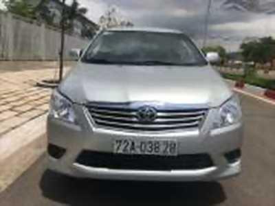 Bán xe ô tô Toyota Innova 2.0E 2012 giá 502 Triệu