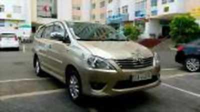 Bán xe ô tô Toyota Innova 2.0E 2012 giá 510 Triệu