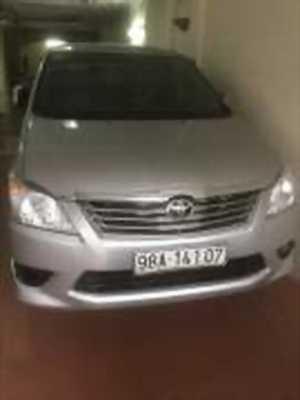 Bán xe ô tô Toyota Innova 2.0E 2012 giá 520 Triệu