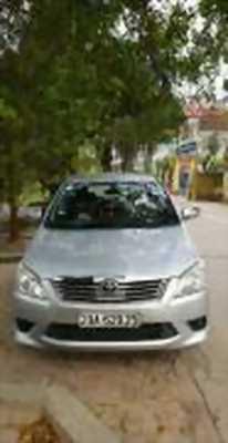 Bán xe ô tô Toyota Innova 2.0E 2012 giá 550 Triệu