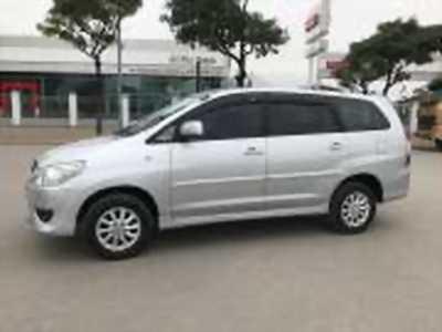 Bán xe ô tô Toyota Innova 2.0E 2013 giá 496 Triệu