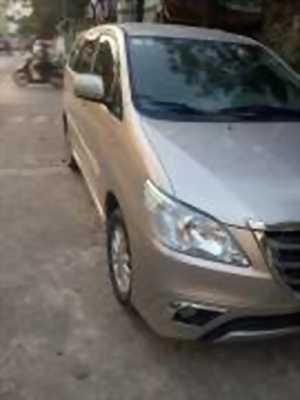 Bán xe ô tô Toyota Innova 2.0E 2013 giá 502 Triệu