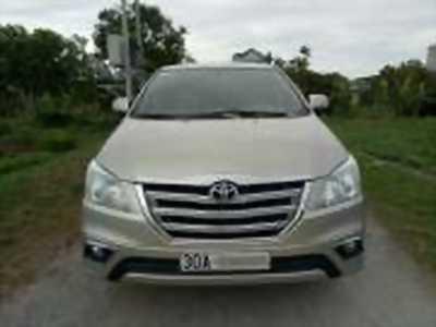 Bán xe ô tô Toyota Innova 2.0E 2013 giá 505 Triệu huyện thường tín