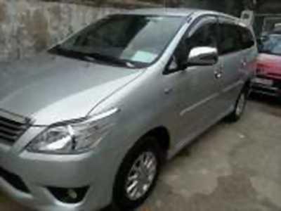 Bán xe ô tô Toyota Innova 2.0E 2013 giá 510 Triệu