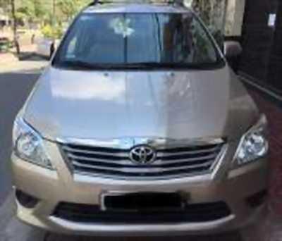 Bán xe ô tô Toyota Innova 2.0E 2013 giá 519 Triệu