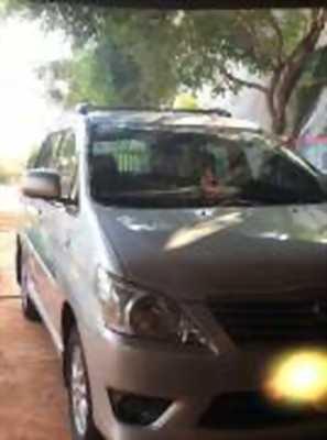 Bán xe ô tô Toyota Innova 2.0E 2013 giá 520 Triệu