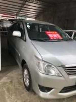 Bán xe ô tô Toyota Innova 2.0E 2013 giá 532 Triệu