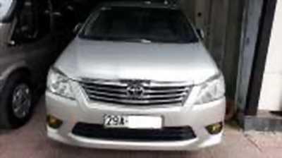 Bán xe ô tô Toyota Innova 2.0E 2013 giá 540 Triệu