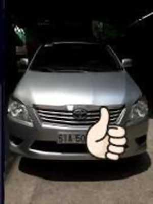 Bán xe ô tô Toyota Innova 2.0E 2013 giá 547 Triệu