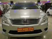 Bán xe ô tô Toyota Innova 2.0E 2013 giá 550 Triệu