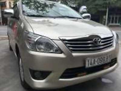 Bán xe ô tô Toyota Innova 2.0E 2013 giá 552 Triệu