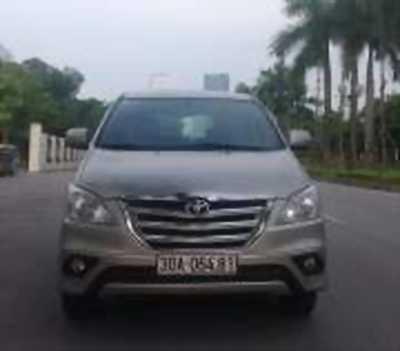 Bán xe ô tô Toyota Innova 2.0E 2014 giá 515 Triệu