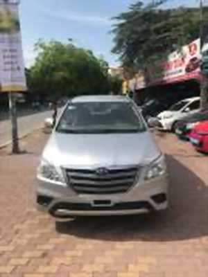 Bán xe ô tô Toyota Innova 2.0E 2014 giá 542 Triệu