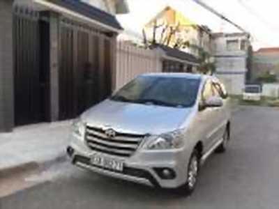 Bán xe ô tô Toyota Innova 2.0E 2014 giá 555 Triệu