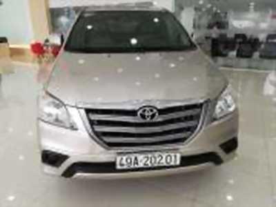Bán xe ô tô Toyota Innova 2.0E 2014 giá 570 Triệu
