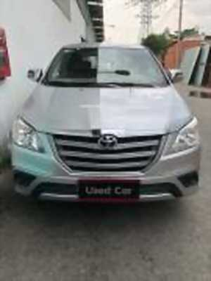Bán xe ô tô Toyota Innova 2.0E 2014 giá 575 Triệu huyện bình chánh