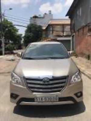Bán xe ô tô Toyota Innova 2.0E 2014 giá 586 Triệu