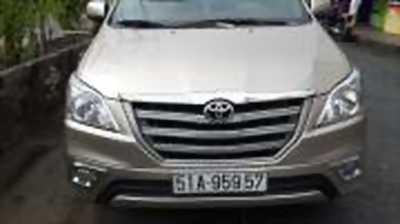 Bán xe ô tô Toyota Innova 2.0E 2014 giá 600 Triệu