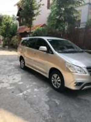 Bán xe ô tô Toyota Innova 2.0E 2015 giá 545 Triệu