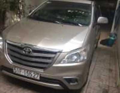 Bán xe ô tô Toyota Innova 2.0E 2015 giá 575 Triệu quận thủ đức