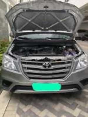 Bán xe ô tô Toyota Innova 2.0E 2015 giá 590 Triệu quận gò vấp