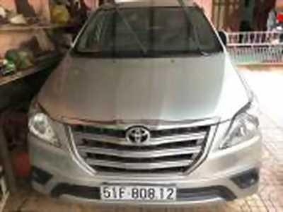 Bán xe ô tô Toyota Innova 2.0E 2015 giá 590 Triệu huyện củ chi