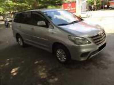 Bán xe ô tô Toyota Innova 2.0E 2015 giá 592 Triệu