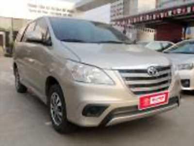 Bán xe ô tô Toyota Innova 2.0E 2015 giá 598 Triệu